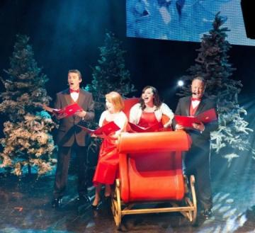 Christmas Thameside Theatre