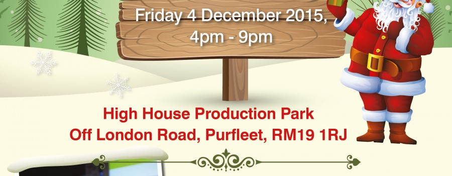 High House Production Park, off London Rd, Purfleeet, RM19 1RJ