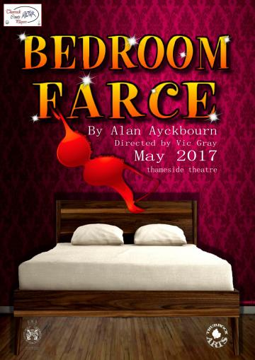 bedroom farce presented by thurrock courts players idea13. Black Bedroom Furniture Sets. Home Design Ideas